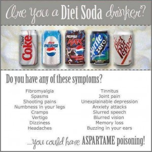 aspartame poisoning