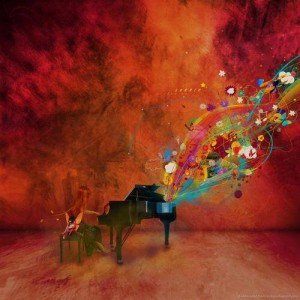 synesthesia - I see music in colors